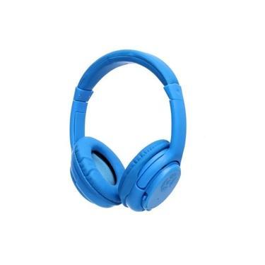 Fone De Ouvido Bluetooth 3.0 Sd Mp3 Fm Kp 360 Knup Azul