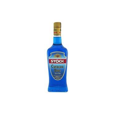 Licor Stock Curacau Blue 720ml