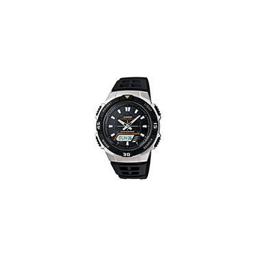 ab83da4593d Relógio Masculino Casio Analógico Digital Social AQ-S800W-1EVDF