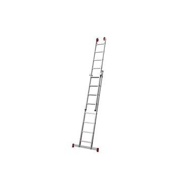Escada de Alumínio Extensível 8 x 2 Degraus