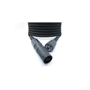 Bico + Mangueira Karcher K 2.500 Black Agua Reuso 12mt