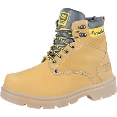 Bota Adventure Casual  Bell Boots 801 Mostarda  masculino