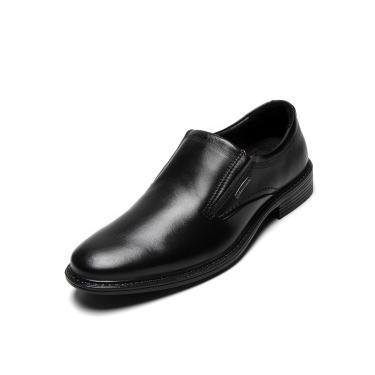Sapato Couro Pegada Conforto Preto Pegada 125302-01 masculino