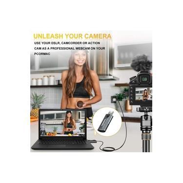 USB 2.0 1080P HDMI Placa De Captura De Vídeo Caixa De Gravador De Streaming Ao Vivo Para PS4 / Switch