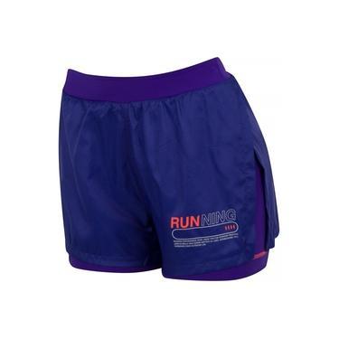 Shorts Fila Run Gear - Feminino