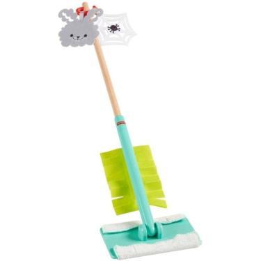 Imagem de Brinquedo Educativo - Brincando e Limpando - Fisher Price