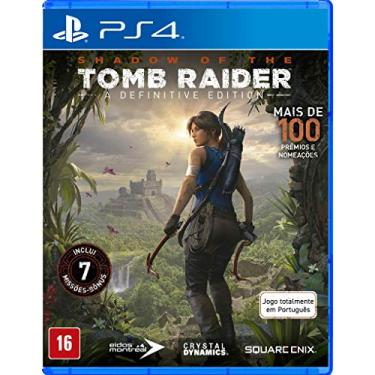 Shadow Of Tomb Raider - Definitive Edition - PlayStation 4