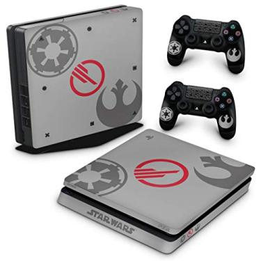 Skin Adesivo para PS4 Slim - Star Wars Battlefront 2 Edition
