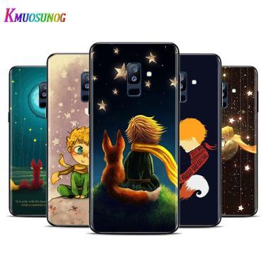 Bonito Pequeno Príncipe Raposa Para Samsung Galaxy A9 A8S A8 A7 A6S A6 A5 A3 A750 Plus 2018 2017
