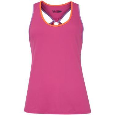 Imagem de Camiseta Regata Feminina Oxer Detalhe Costas Oxer Feminino