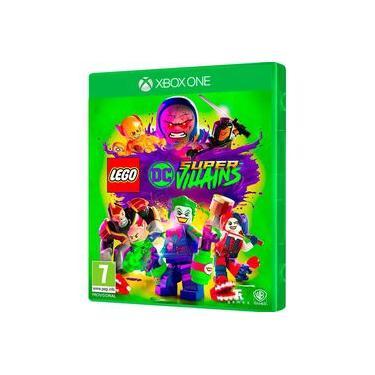 Lego dc super villains vilões xbox one dublado em português