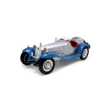 Imagem de Alfa Romeo 1932 8C 2300 Spider Touring 1:18 Bburago Prata