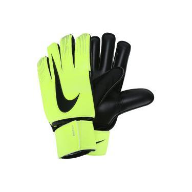 579b8745c Luvas de Goleiro Nike GK Match - Adulto - VERDE CLARO PRETO Nike