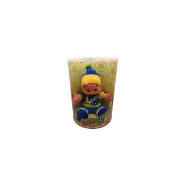 Imagem de Edição Especial - Boneco Cebolinha Baby Brasil - Turma Da Mônica Bebê Na Copa Do Mundo - Multibrink