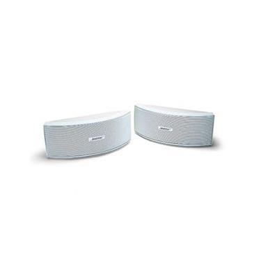 Caixa Acustica Bose 151 SE Outdoor Indoor 100w Par Branco