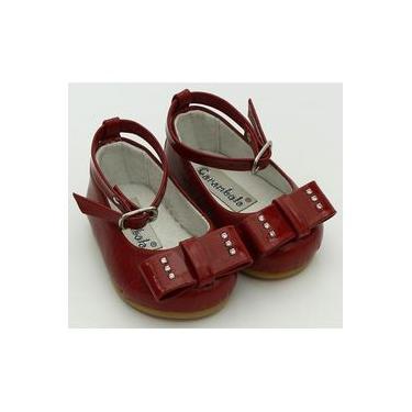 Sapato Cereja/Verniz Vermelho