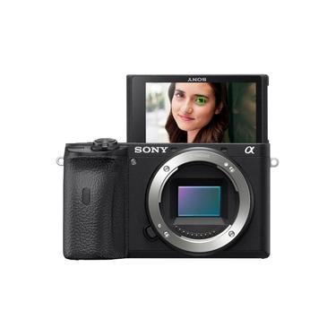 Sony Alpha 6600 Aps-c Mirrorless Câmera Digital