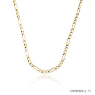 36155bf0b94 Jjóias Premium Comprar · Corrente De Ouro 18k Masculina 3X1 31060700007-28
