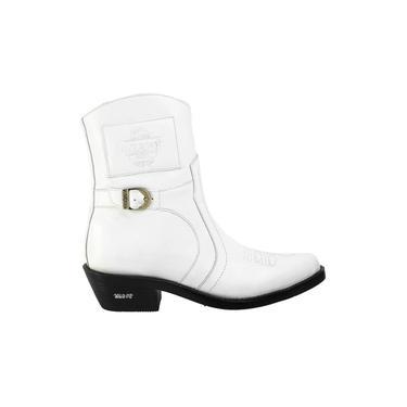 Bota Texana Masculina Hb Agabê Boots Country Couro