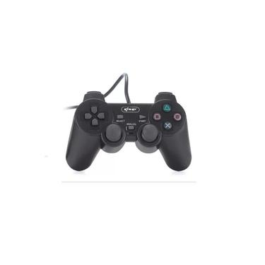 Controle Ps2 Com Fio Knup Ns-2121/S