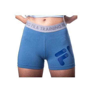 Short Fila Training Elastic Feminino