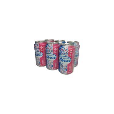 Kit 6 Refrigerante Guaraná Jesus 350Ml