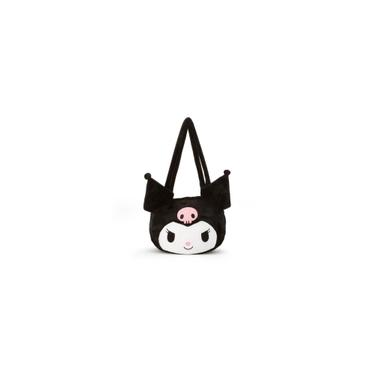2021 New My Melody Cinnamoroll PomPomPurin Kuromi dos desenhos animados Plush Bolsa Totes Bolsa de Ombro para a mulher dos presentes das meninas Plush Bag