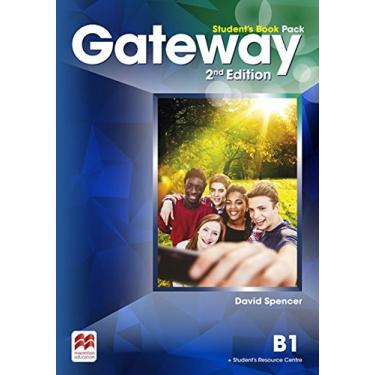 Gateway B1 - Students Books With Workbook - Spence, Dave; - 9786685727371