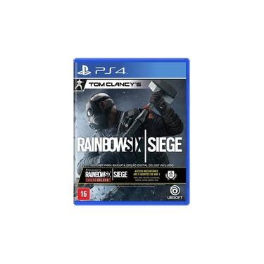 Jogo PS4 Rainbow Six Siege Ign CPE