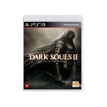 Dark Souls II: Scholar of the First Sin - PS3