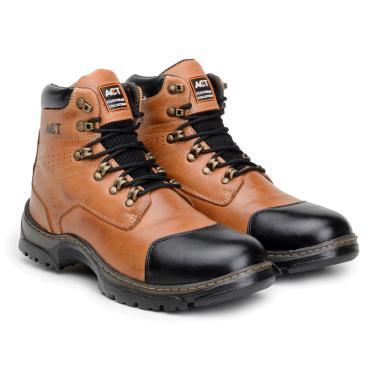 Bota Masculina Guerrilha 2189 Act Footwear - Avelã  masculino