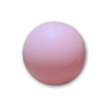 Bolas / Bolinhas De Ping Pong Rosa Pacote Com 6 Unidades