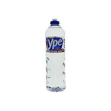 Detergente Líquido Clear Ypê 500 Ml