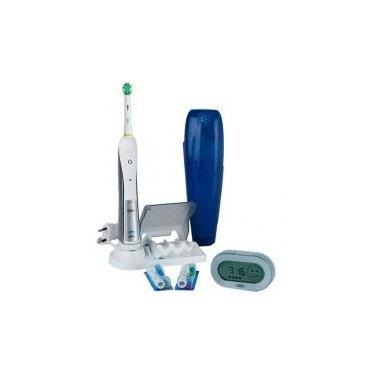 Escova de Dente Elétrica Oral-B - Professional Care 5000 com Sensor de Pressão