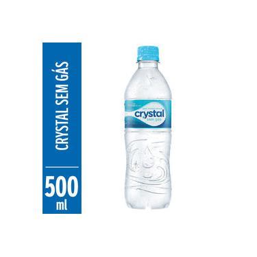 Água Mineral Crystal Sem Gás 500 Ml