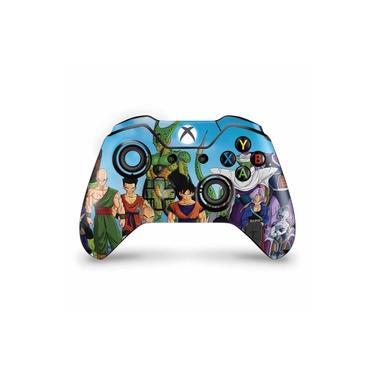 Skin Adesivo para Xbox One Fat Controle - Dragon Ball Z