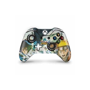Skin Adesivo para Xbox One Fat Controle - Naruto Shippuden: Ultimate Ninja Storm 4