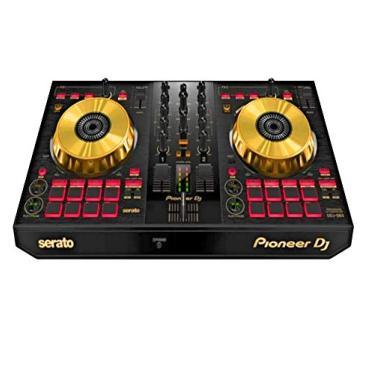 Controladora Pioneer DDJ SB3 Gold