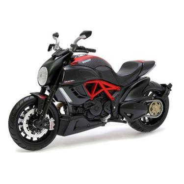 Imagem de Miniatura Ducati Diavel Carbon Maisto 1/12