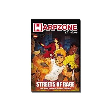 Classicos N 5 Streets Of Rage - Warpzone