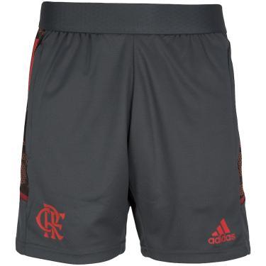 Calção do Flamengo Treino 2021 adidas - Masculino adidas Masculino