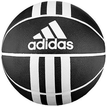 Bola de Basquete Adidas 3 S Rubber