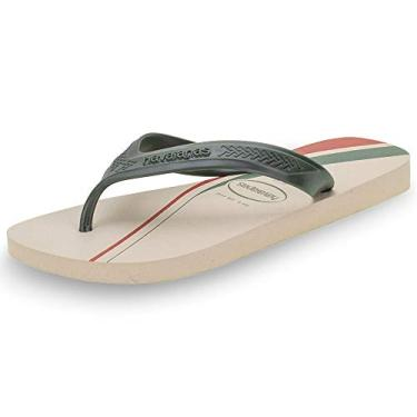 Chinelo Top Max Basic, Havaianas, Masculino, Bege Palha, 35/36
