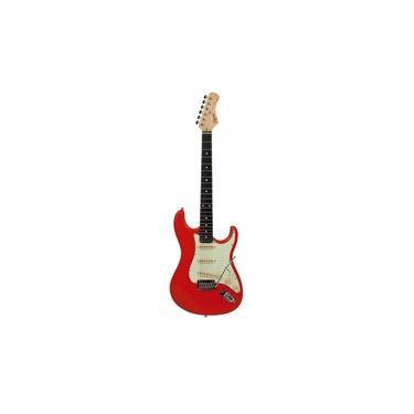 Imagem de Guitarra Tagima Edu Ardanuy EA-PRO 3 Fiesta Red Stratocaster