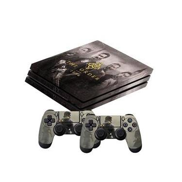 Skin PS4 Pro The Order