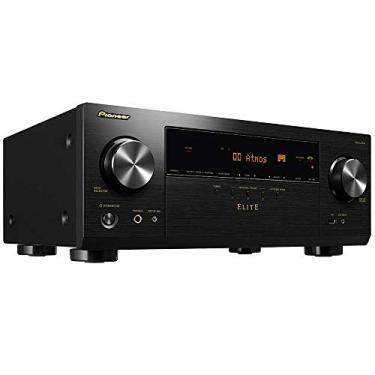 Receiver Elite VSX-LX104 A/V 7.2 Canais 4K UHD Pioneer VSX-LX104