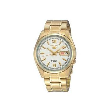 a96b6002a51 Relógio Seiko Masculino - Automático - Snkl58-b1