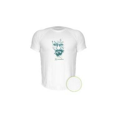 Camiseta Dry-Fit Air Breaking Bad Splash Heisenberg