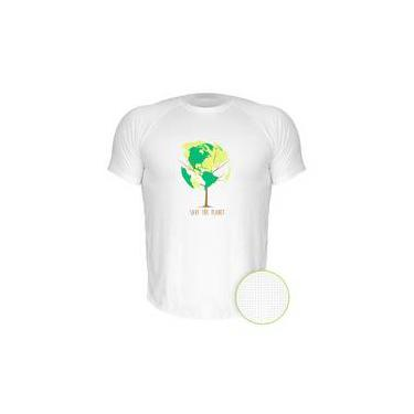 Camiseta Dry-Fit Air Save The Planet