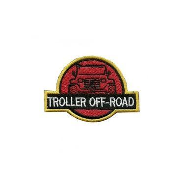 Patch Bordado Termocolante Troller Off Road